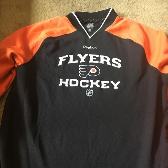 check out 45db6 8807a Philadelphia Flyers Hockey Jersey